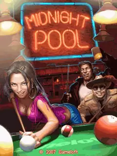 Midnight Pool Java Game Image 1