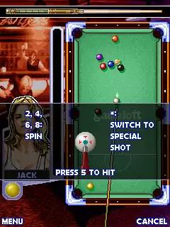 Midnight Pool Java Game Image 2