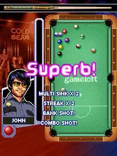 Midnight Pool Java Game Image 3