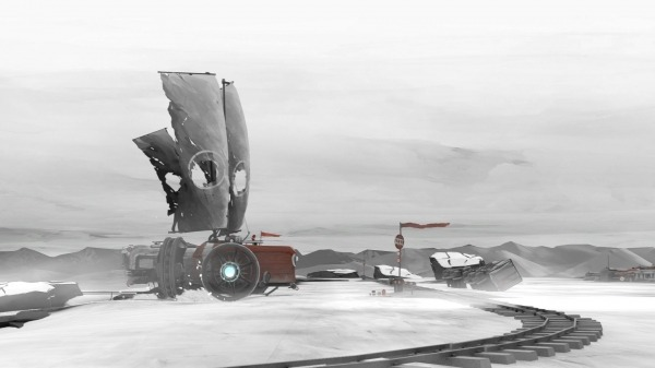 FAR: Lone Sails Android Game Image 1