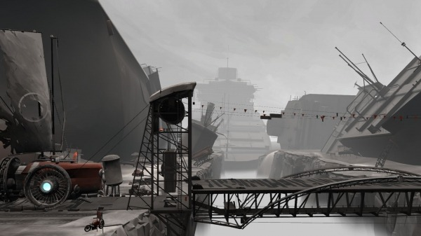 FAR: Lone Sails Android Game Image 4