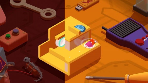 Takoway - A Deceptively Cute Puzzler Android Game Image 1