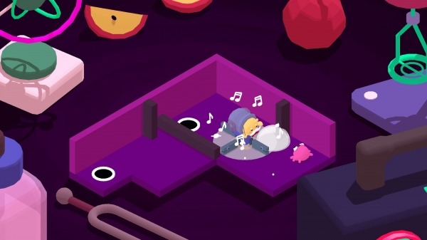 Takoway - A Deceptively Cute Puzzler Android Game Image 2