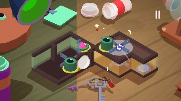 Takoway - A Deceptively Cute Puzzler Android Game Image 3
