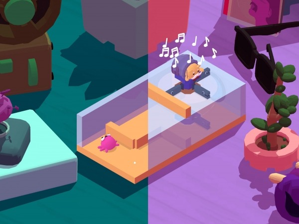 Takoway - A Deceptively Cute Puzzler Android Game Image 4