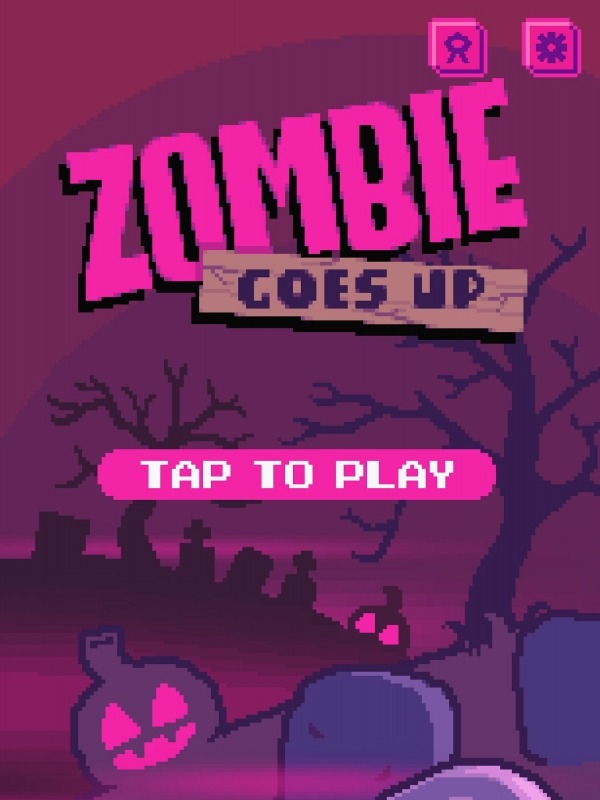 Zombie Goes Up Android Game Image 1
