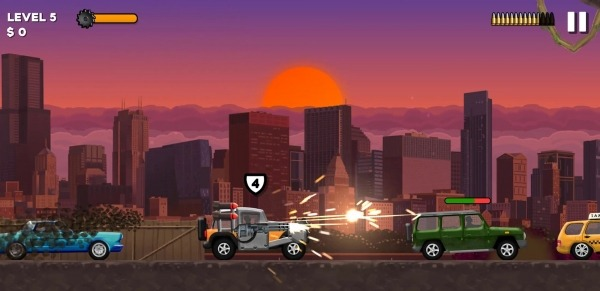 Death Chase Nitro Android Game Image 4