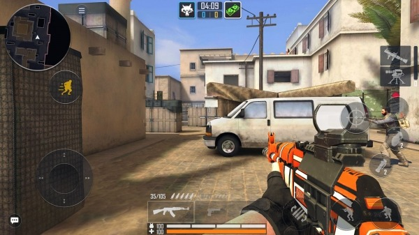Fire Strike Online - Free Shooter FPS Android Game Image 2