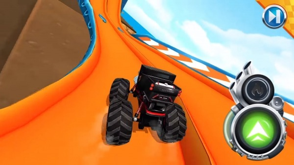 Hot Wheels Unlimited Android Game Image 2