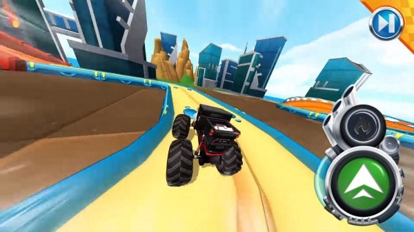 Hot Wheels Unlimited Android Game Image 3
