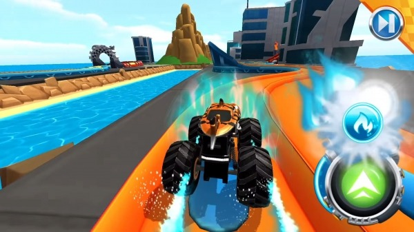 Hot Wheels Unlimited Android Game Image 4
