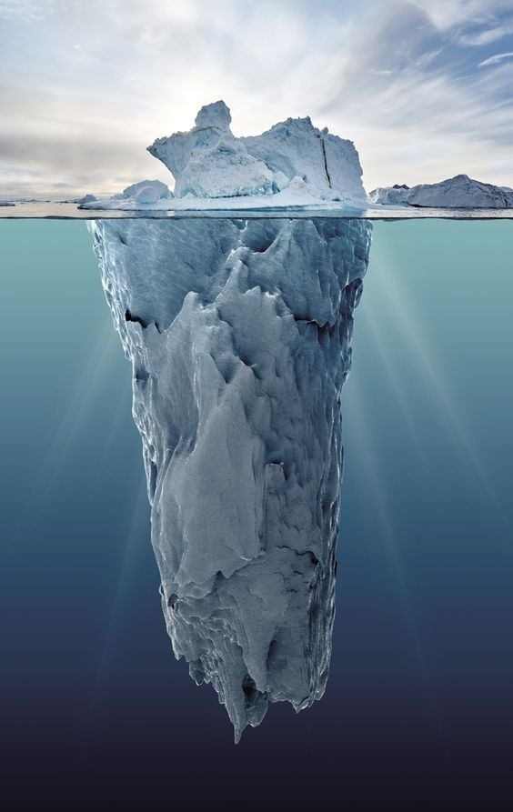 Iceburg Mobile Phone Wallpaper Image 1