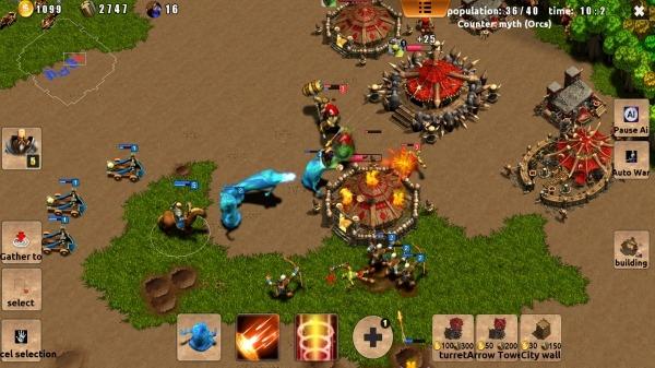 Magic War Android Game Image 3