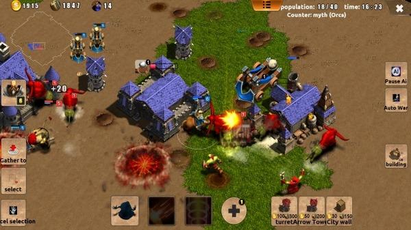 Magic War Android Game Image 4