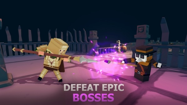 Battle Cube Dungeon Android Game Image 2
