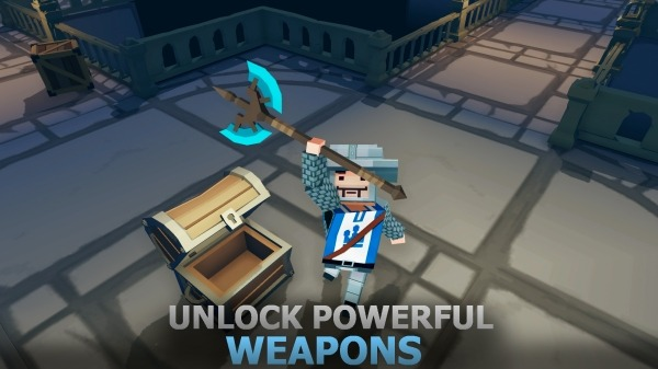Battle Cube Dungeon Android Game Image 3