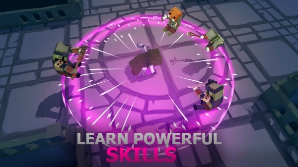 Battle Cube Dungeon Android Game Image 4