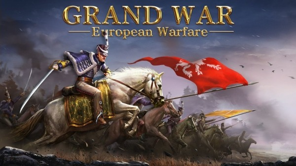 Grand War: Napoleon, War & Strategy Games Android Game Image 1