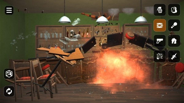 Room Rampage Android Game Image 1