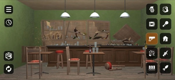 Room Rampage Android Game Image 2