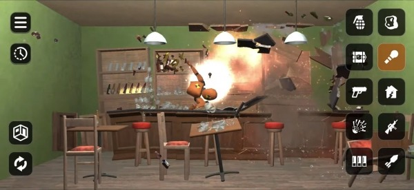 Room Rampage Android Game Image 3