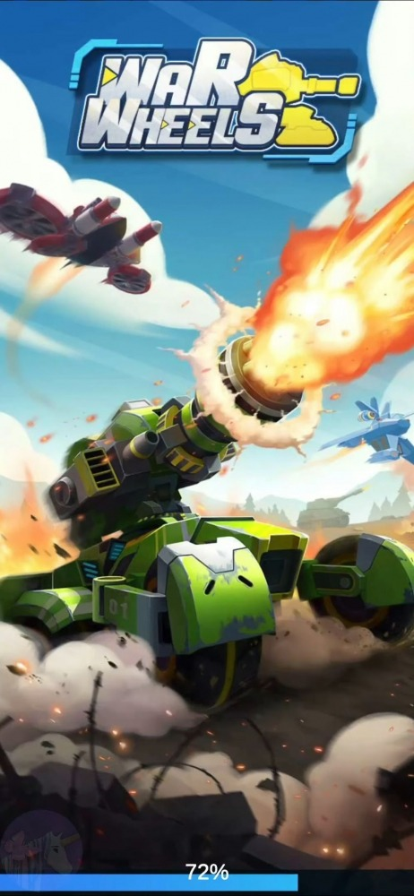 War Wheels Android Game Image 1