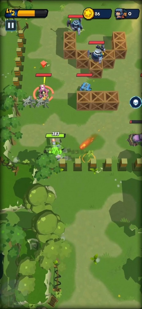 War Wheels Android Game Image 3