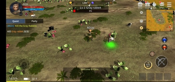 EliosM Android Game Image 1