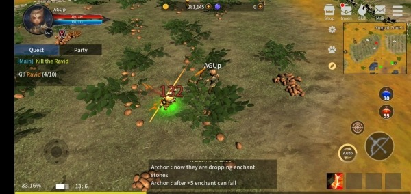 EliosM Android Game Image 2