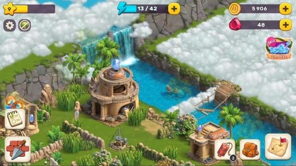 Atlantis Odyssey Android Game Image 2