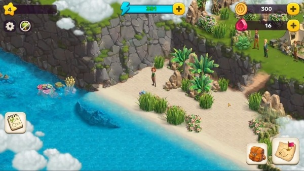 Atlantis Odyssey Android Game Image 3