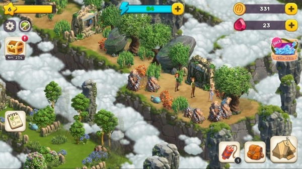 Atlantis Odyssey Android Game Image 4