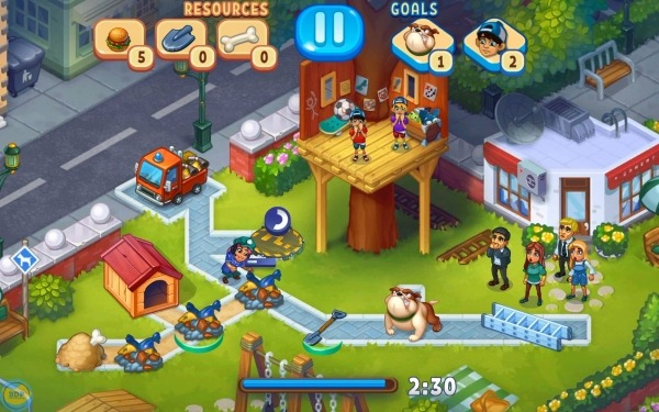 Rescue Team - Time Management Game Android Game Image 2