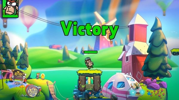 Sheep Squad Android Game Image 1
