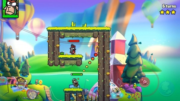 Sheep Squad Android Game Image 2