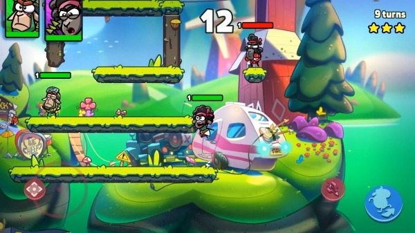 Sheep Squad Android Game Image 3