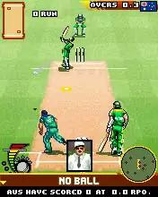 Kevin Pietersen Pro Cricket 2007 Java Game Image 2