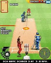 Kevin Pietersen Pro Cricket 2007 Java Game Image 3