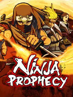 Ninja Prophecy Java Game Image 1