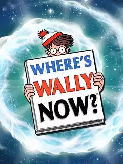 Where's Wally Now? Java Game Image 1