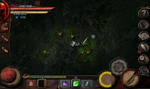 Almora Darkosen RPG Android Game Image 1
