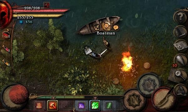 Almora Darkosen RPG Android Game Image 3