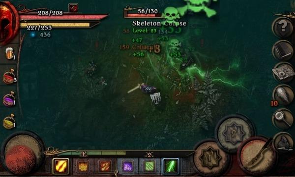 Almora Darkosen RPG Android Game Image 4