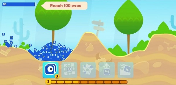 Evo Pop Android Game Image 1