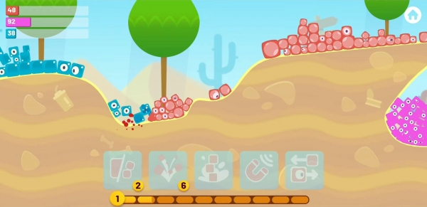Evo Pop Android Game Image 2