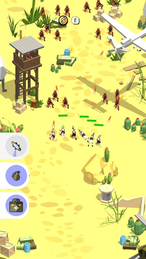 Marines Shooting 3D Android Game Image 1