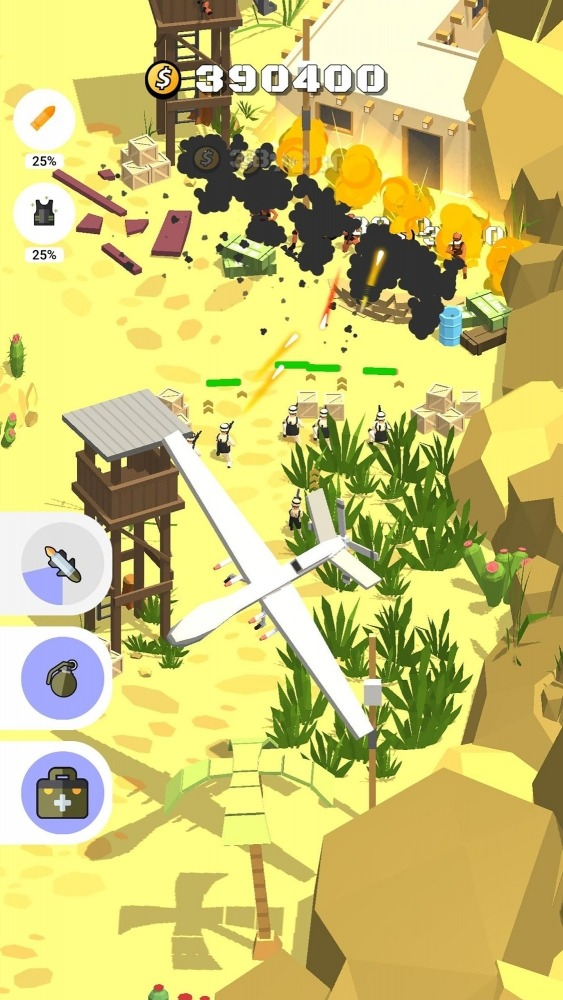 Marines Shooting 3D Android Game Image 2