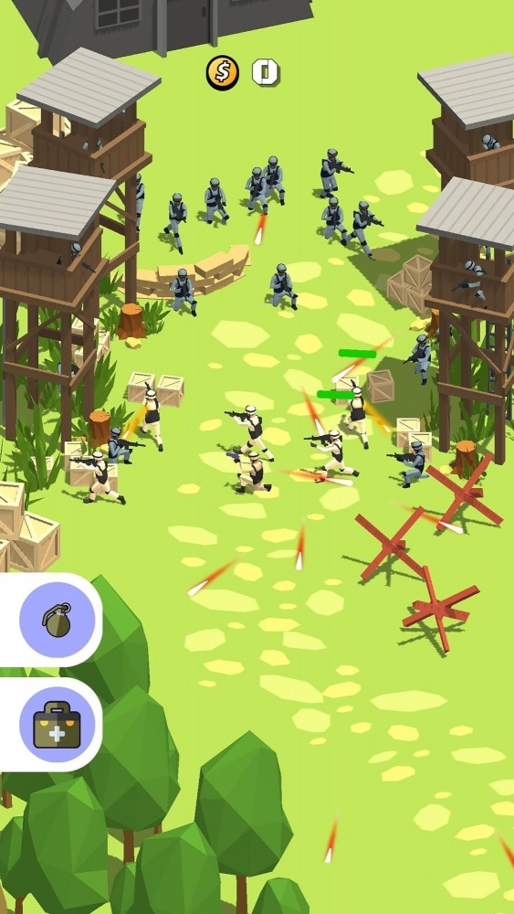 Marines Shooting 3D Android Game Image 3