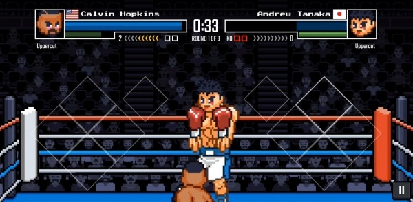 Prizefighters 2 Android Game Image 2