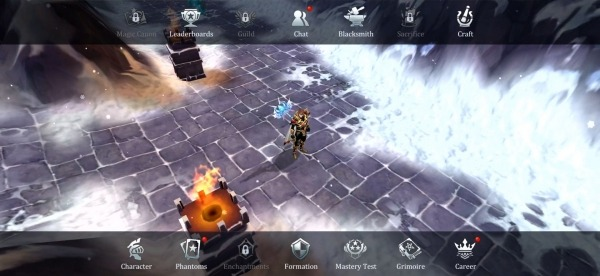 Summoners Glory: Eternal Fire Android Game Image 2